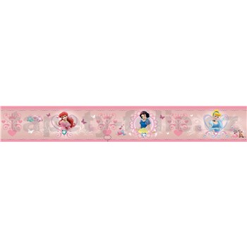 Bordúra princeznej 5 m x 10,6 cm