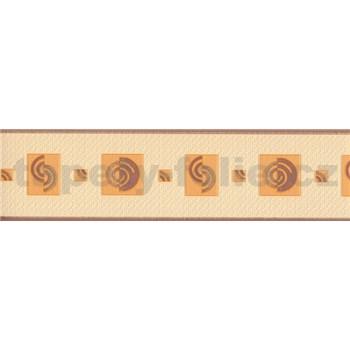 Vinylová bordúra 1264 - 5 m x 8 cm