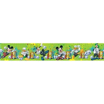 Bordúra samolepiaca Disney olympiáda rozmer 10,6 cm x 5 m