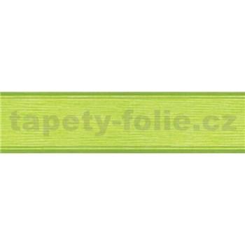Samolepiaca bordúra svetlo zelená 5 m x 5 cm