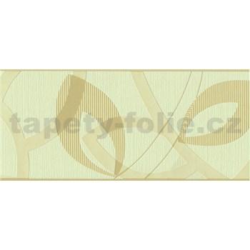 Vinylová bordúra hnedá 13,3 cm x 5 m