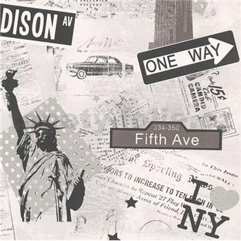 Papierové tapety na stenu Boys & Girls New York
