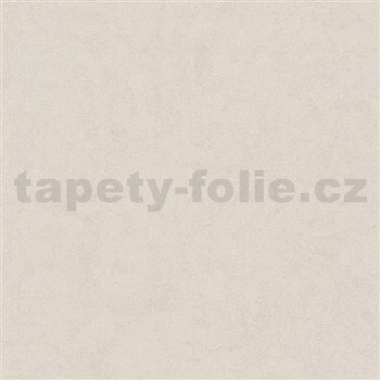 Luxusné vliesové tapety na stenu Brilliance jednofarebná štruktúrovaná biela