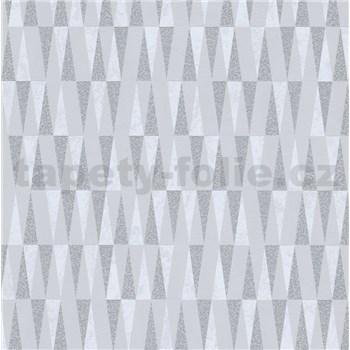 Vliesové tapety IMPOL Carat 2 retro vzor strieborno-hnedý