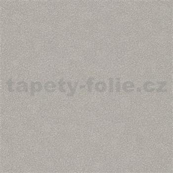 Vliesové tapety IMPOL Carat 2 štruktúrovaná s leskom strieborná