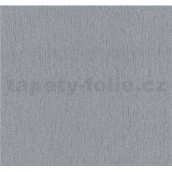 Vliesové tapety na stenu Casual Chic štruktúrovaná sivá
