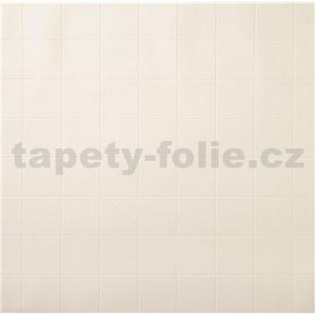 Dekoratívny obklad na stenu Ceramics krémový šírka 67,5 cm x 20 m