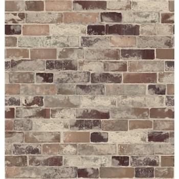 Dekoratívny obklad na stenu Ceramics tehla originál šírka 67,5 cm x 20 m