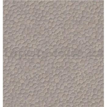 Dekoratívny obklad na stenu Ceramics Bato kamienky sivé šírka 67,5 cm x 20 m