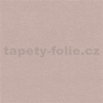 Vliesové tapety IMPOL City Glam textilná štruktúra ružová
