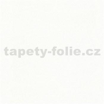 Vliesové tapety IMPOL City Glam textilná štruktúra biela s trblietkami