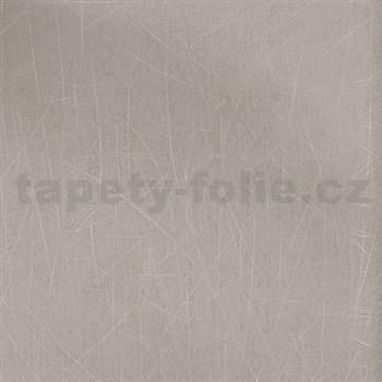 Vliesové tapety na stenu Colani Visions krémová s modernou štruktúrou