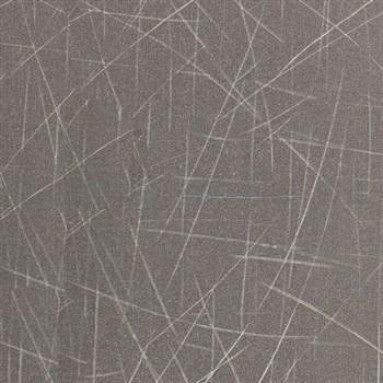 Vliesové tapety na stenu Colani Visions sivá s modernou štruktúrou