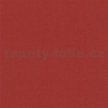 Vliesové tapety na stenu Collage štruktúrovaná červená