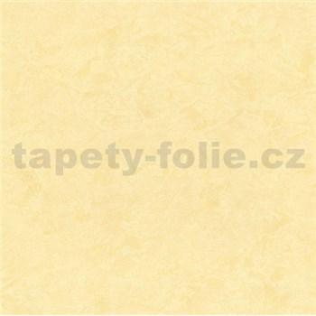 Tapety vliesové - štruktúrovaná omietkovina žltá - ZĽAVA