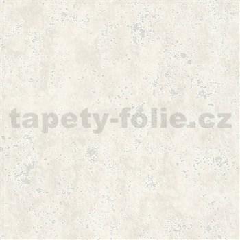 Vliesové tapety na stenu IMPOL betón bielo-sivý