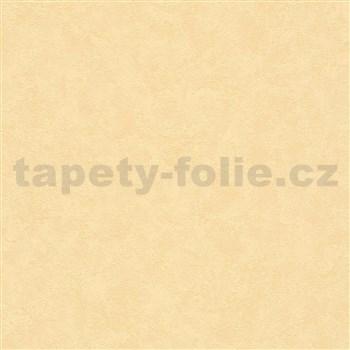 Vliesové tapety IMPOL omietkovina oranžová PROFI ROLL - dve rolky v jednej