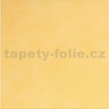 Papierové tapety na stenu štruktúrovaná omietkovina žltá