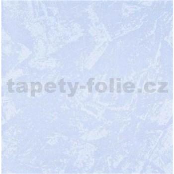 Vliesové tapety na stenu omietkovina svetlo modrá