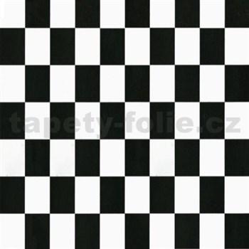Samolepiace tapety d-c-fix šachovnica 45 cm x 15 m