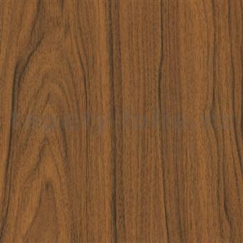 Samolepiace tapety na dvere d-c-fix - orech stredný 90 cm x 2,1 m (cena za kus)