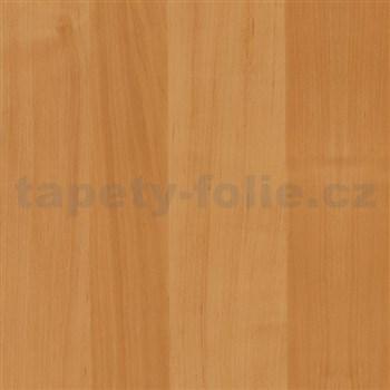 Samolepiace tapety na dvere d-c-fix - jelša svetlá 90 cm x 2,1 m (cena za kus)