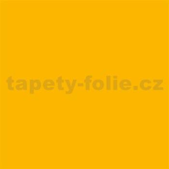 Samolepiace tapety d-c-fix - banánová žltá 45 cm x 15 m