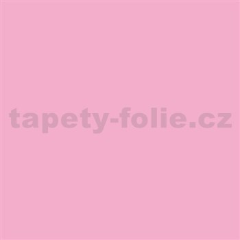 Samolepiace tapety d-c-fix - svetlo ružová 45 cm x 15 m