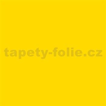 Samolepiace tapety d-c-fix citrónová žltá 45 cm x 15 m