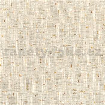 Samolepiace tapety d-c-fix - textília hnedá 45 cm x 15 m