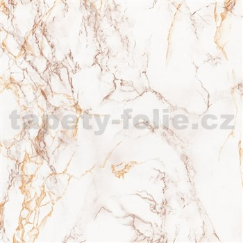 Samolepiace tapety d-c-fix - mramor cortes hnedá 45 cm x 15 m