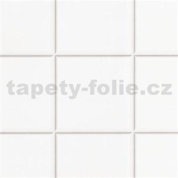 Samolepiace fólie d-c-fix - dlaždičky vigo biele 45 cm x 15 m