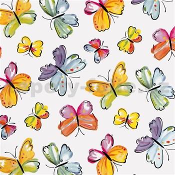 Samolepiace tapety d-c-fix - motýle 45 cm x 15 m