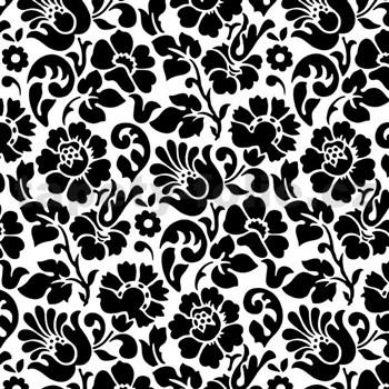 Samolepiace tapety d-c-fix - barokové kvety 67,5 cm x 15 m