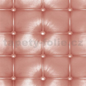 Samolepiace tapety - koža hnedá 45 cm x 15 m
