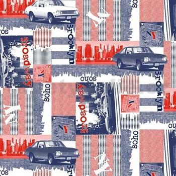 Samolepiace tapety d-c-fix - Broadway 45 cm x 15 m