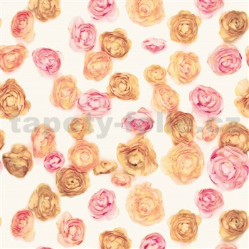 Samolepiace tapety d-c-fix - ruža 45 cm x 15 m