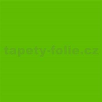 Samolepiace tapety dc-fix - jablková zeleň matná 67,5 cm x 2 m (cena za kus)