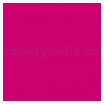 Samolepiace tapety dc-fix - tmavo ružová lesklá 67,5 cm x 2 m