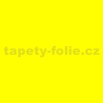 Samolepiace tapety dc-fix - žltá lesklá 67,5 cm x 2 m (cena za kus)