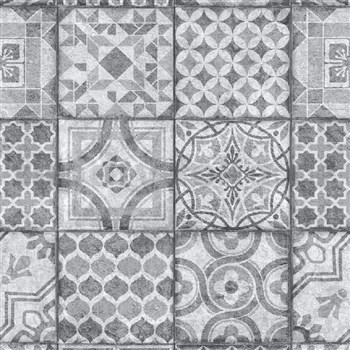 Samolepiaca fólia d-c-fix Maroccan sivý - 45 cm x 1,5 m (cena za kus)