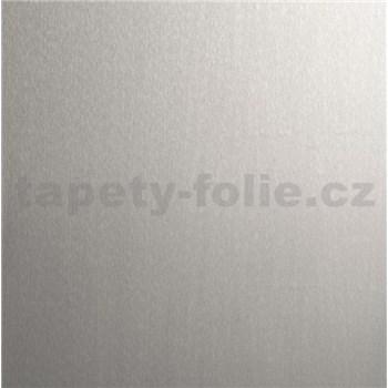 Samolepiaca tapeta metalická ocel - 67,5 cm x 1,5 m (cena za kus)