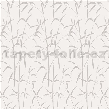 Samolepiaca tapeta transparentná bambus - 67,5 cm x 2 m (cena za kus)