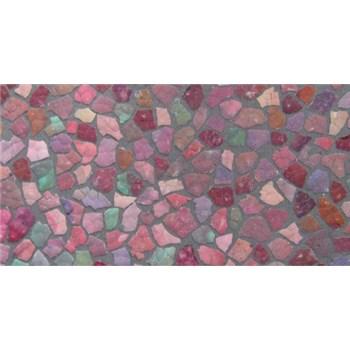 Samolepiace fólia mozaika farebná -  45 cm x 2 m