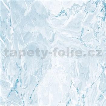 Samolepiace tapety d-c-fix - mramor cortes modrá 90 cm x 15 m