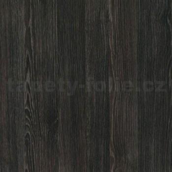 Samolepiace tapety d-c-fix - dub tmavo sivý 90 cm x 2,1 m (cena za kus)