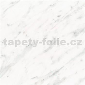 Samolepiace tapety d-c-fix - mramor carrara sivá, metráž, šírka 67,5 cm, návin 15 m,