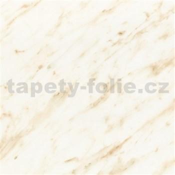 Samolepiace tapety d-c-fix - mramor carrara béžová , metráž, šírka 67,5 cm, návin 15 m,