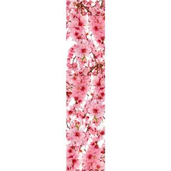Samolepiace dekoračné pásy jabloňové kvety rozmer 60 cm x 260 cm