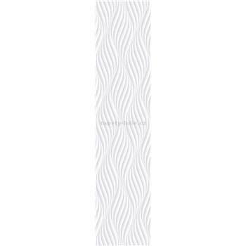 Samolepiace dekoračné pásy svislé vlny rozmer 60 cm x 260 cm
